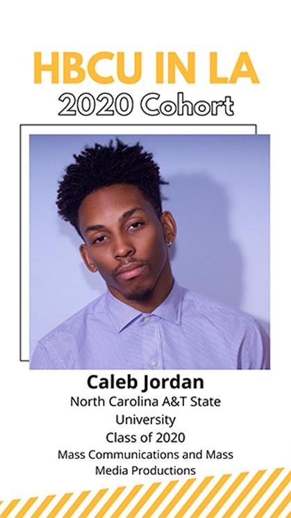 Caleb Jordan