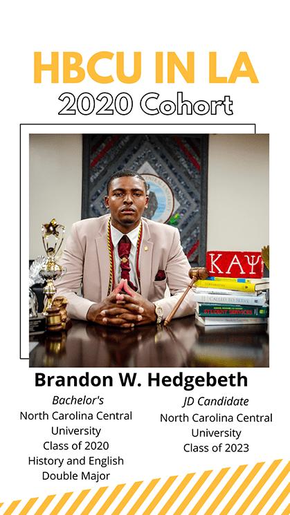 Brandon W. Hedgebeth