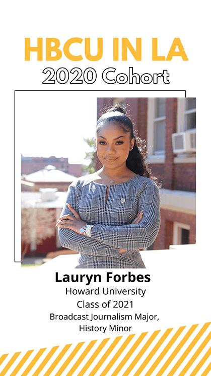 Lauryn Forbes
