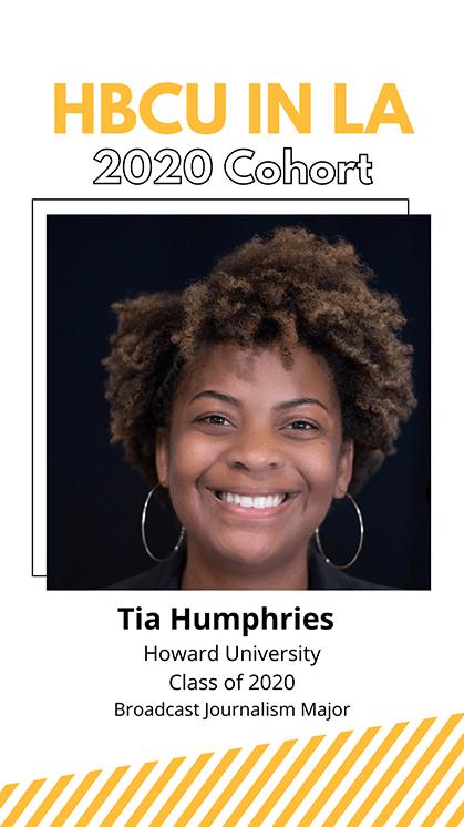 Tia Humphires