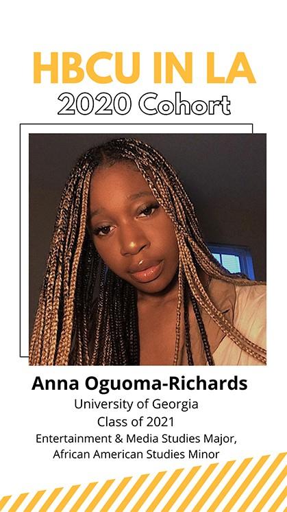Anna Oguama-Richards