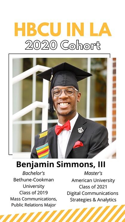 Benjamin Simmons