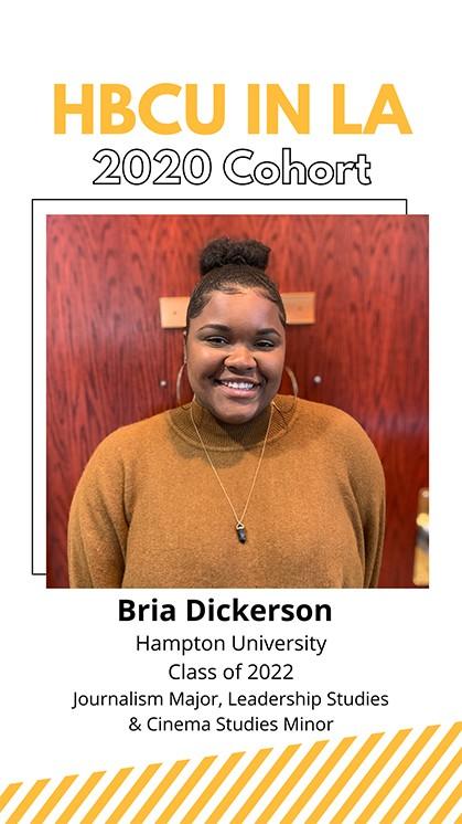 Bria Dickerson