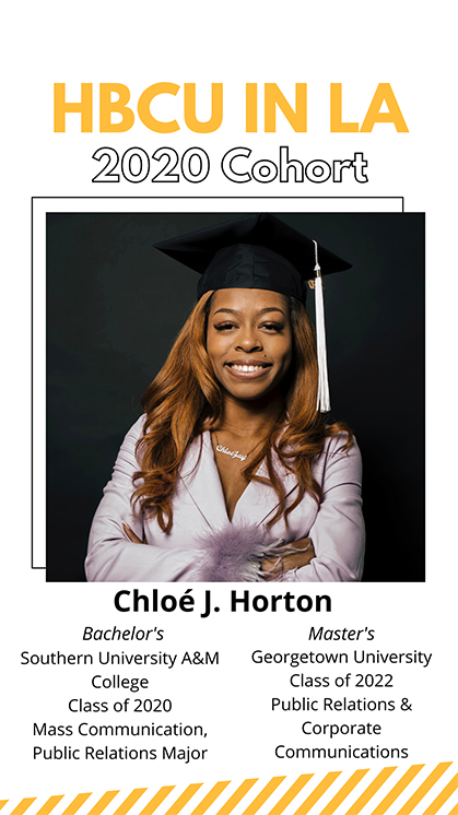 Chloe J. Horton