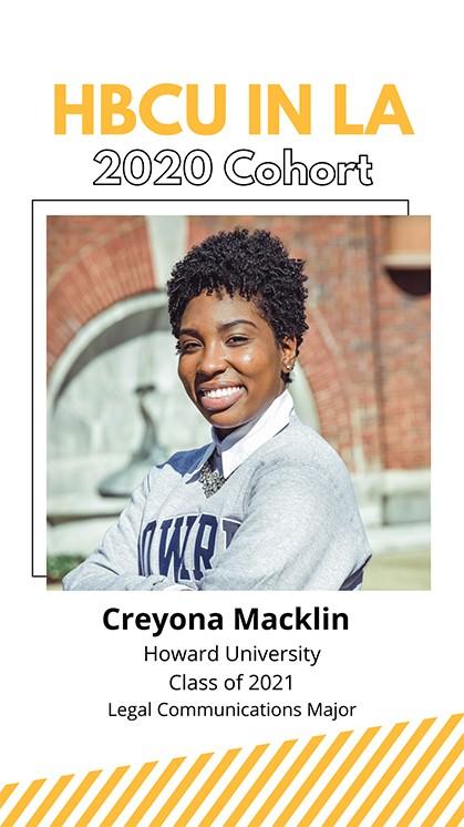 Creyona Mackln
