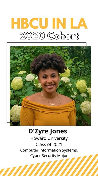 DZyre Jones