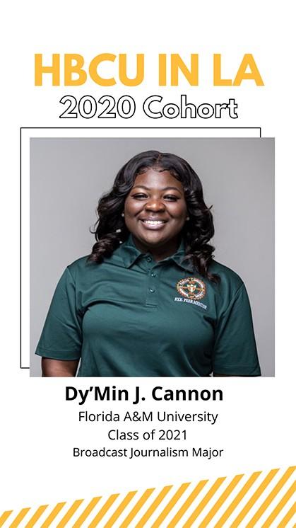 DyMin J. Cannon