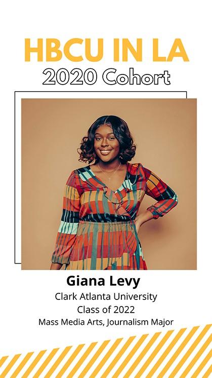 Giana Levy