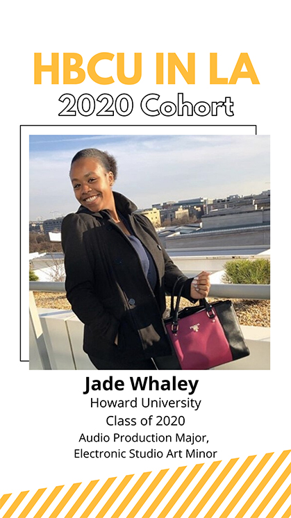 Jade Whaley
