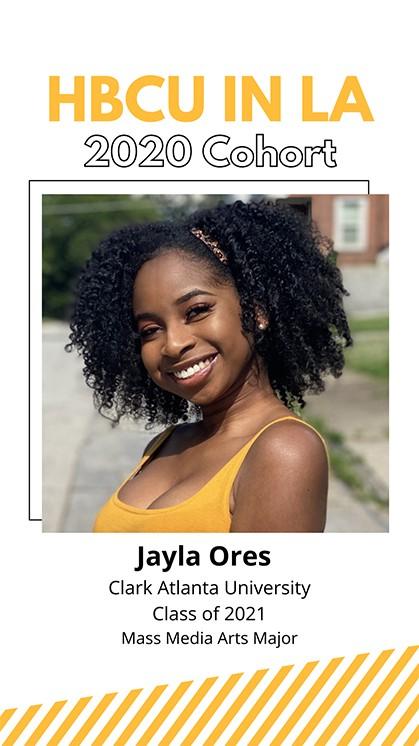 Jayla Ores