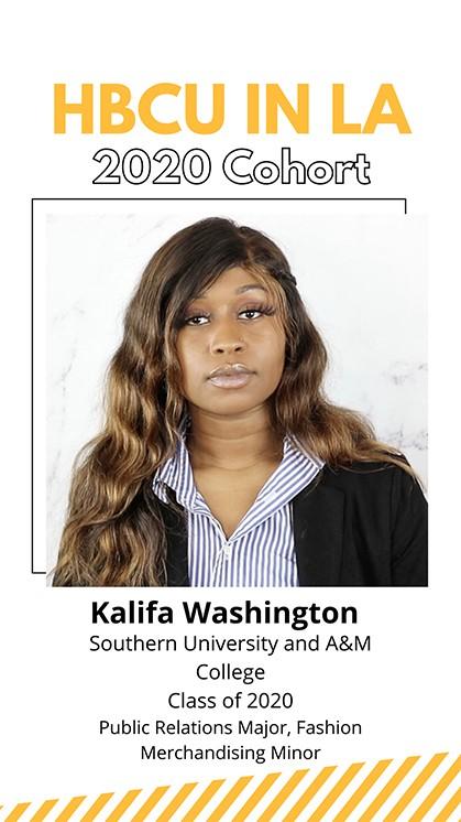 Kalifa Washington