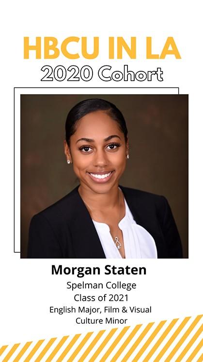 Morgan Staten