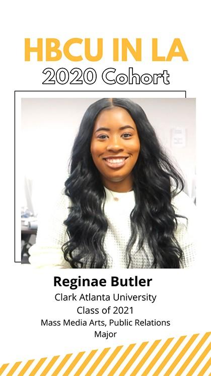 Reginae Butler