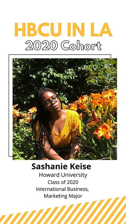 Sashanie Keise