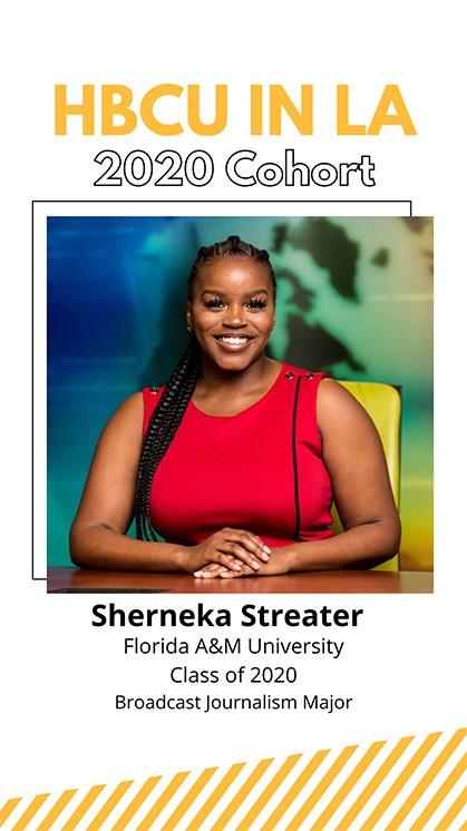 Sherneka Streater