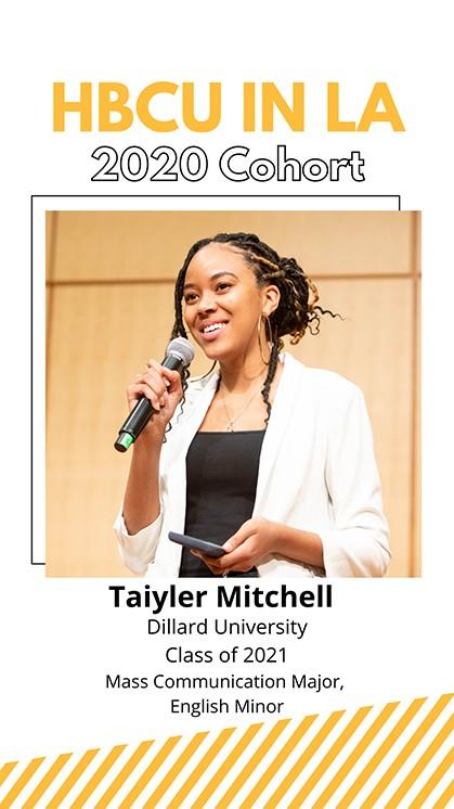 Taiyler Mitchell