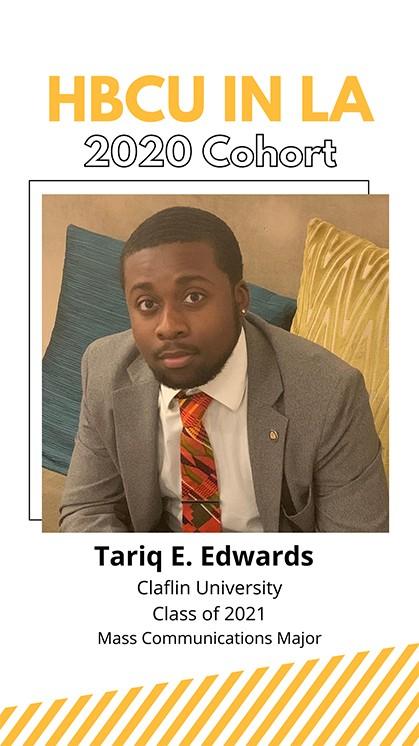 Tariq E. Edwards