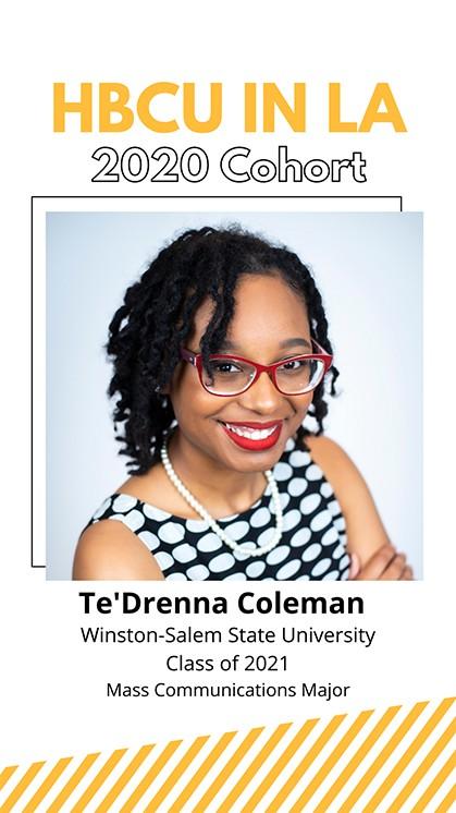 Te Drenna Coleman