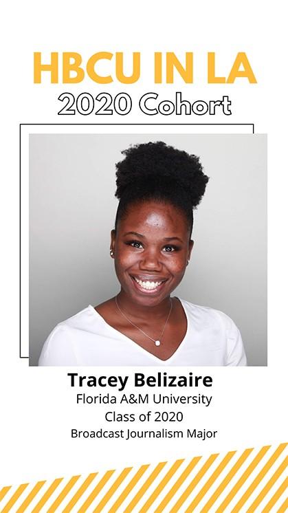 Tracey Belizaire