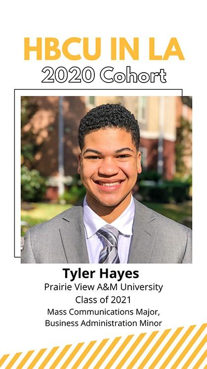 Tyler Hayes