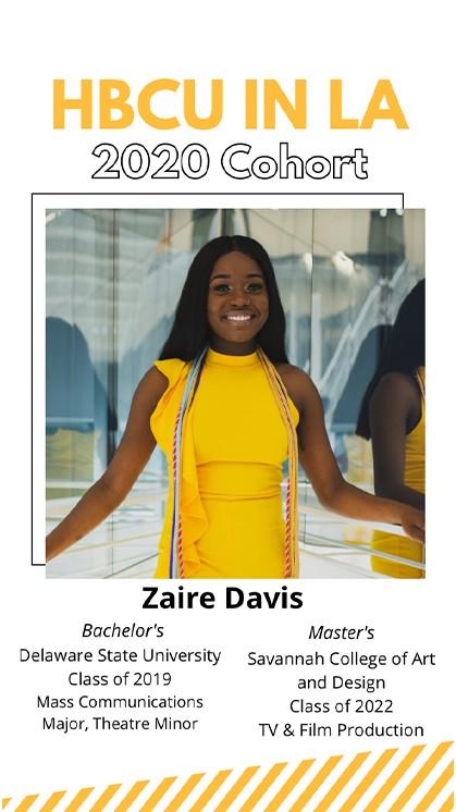 Zaire Davis